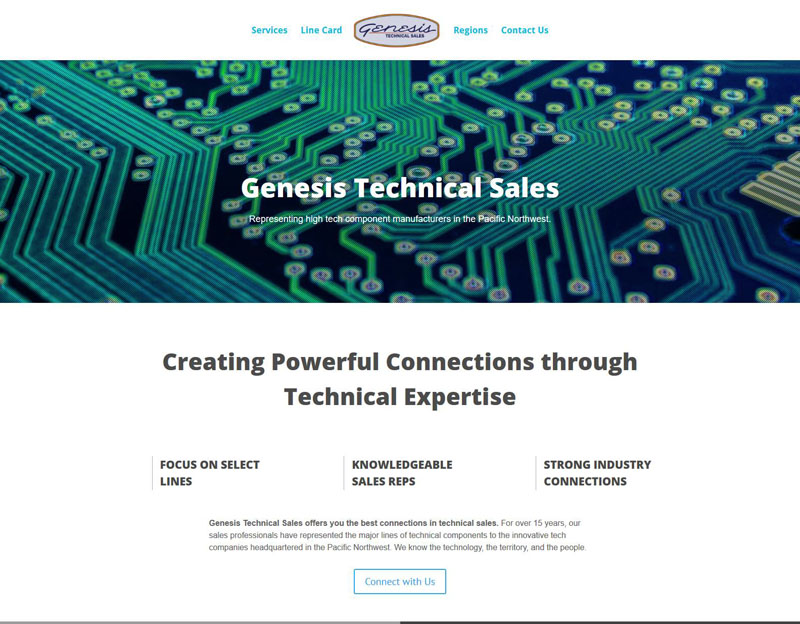 Genesis Technical Sales
