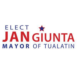 Elect Jan Giunta for Mayor of Tualatin
