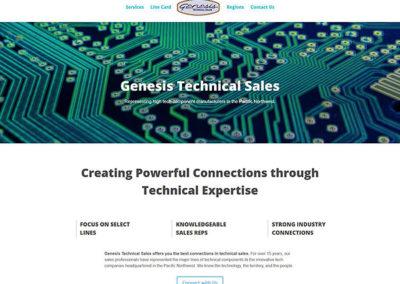Genesis Tech Sales