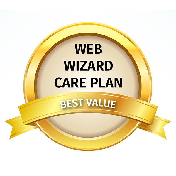 Web Wizard Care Plan